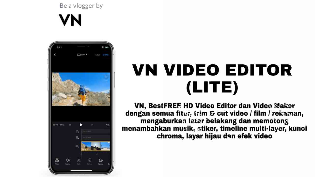 Vn Video Editor Lite 1 15 1 Download Com Vlognow Vn Versi Terbaru