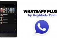 heymods whatsapp plus 2020