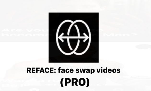download reface pro apk