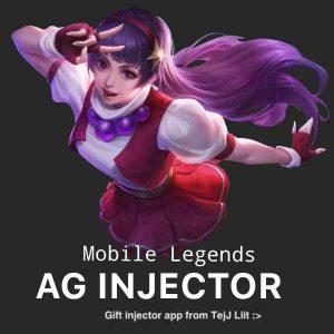 ag injector mobile legends
