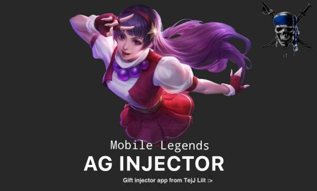ag injector mobile legends