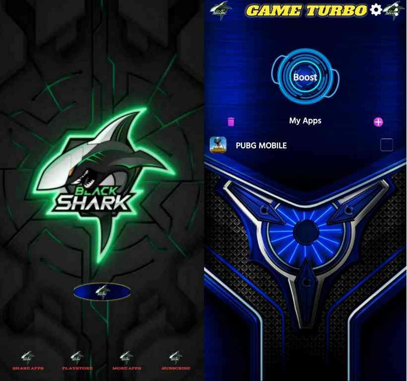 black shark 3 pro game booster