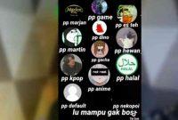 foto pp halal tiktok viral