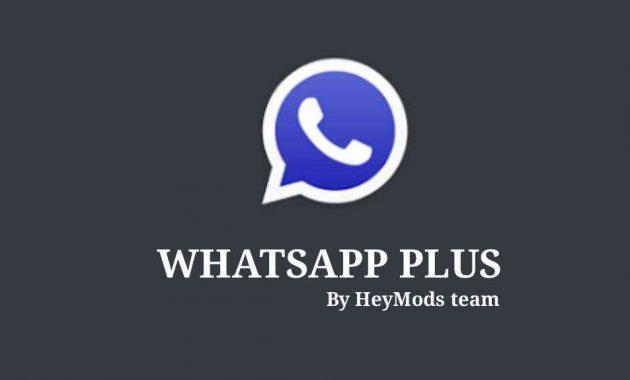 whatsapp plus heymods