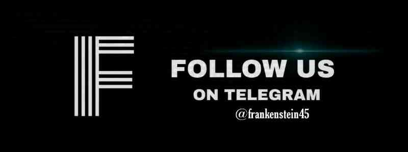frankenstein45 telegram