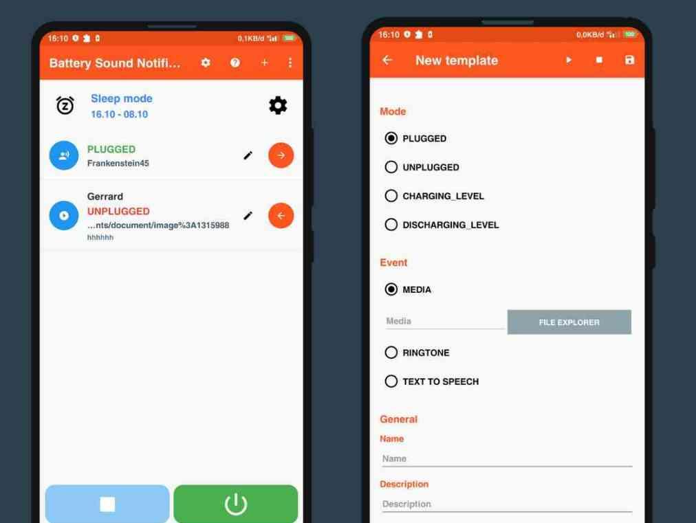 baterry sound notification pro apk