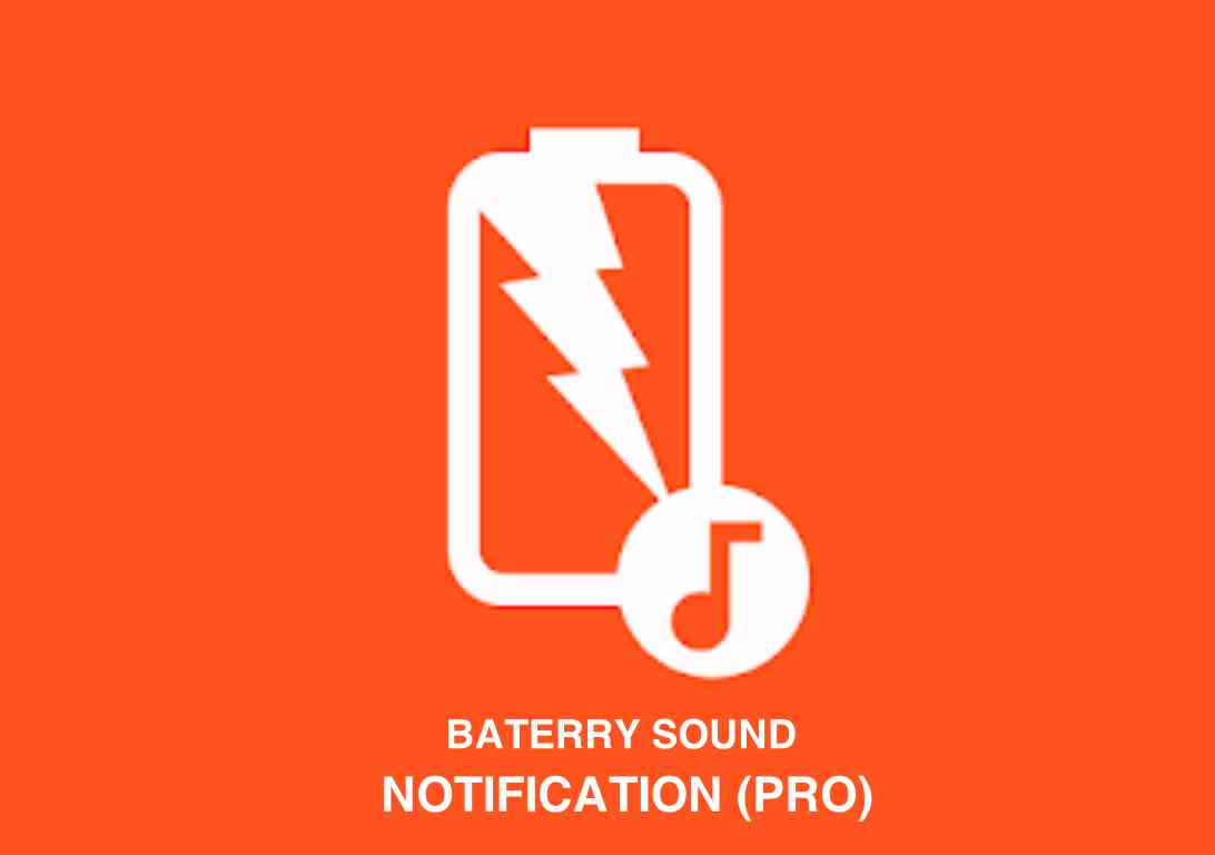 Baterry Sound Notification